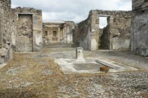 Pompeii naples ruin