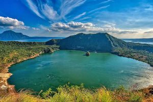 Photo by: Hike Taal Volcano