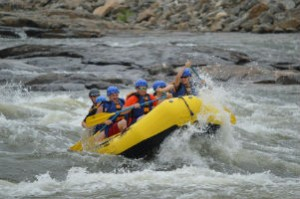 water rafting philippines
